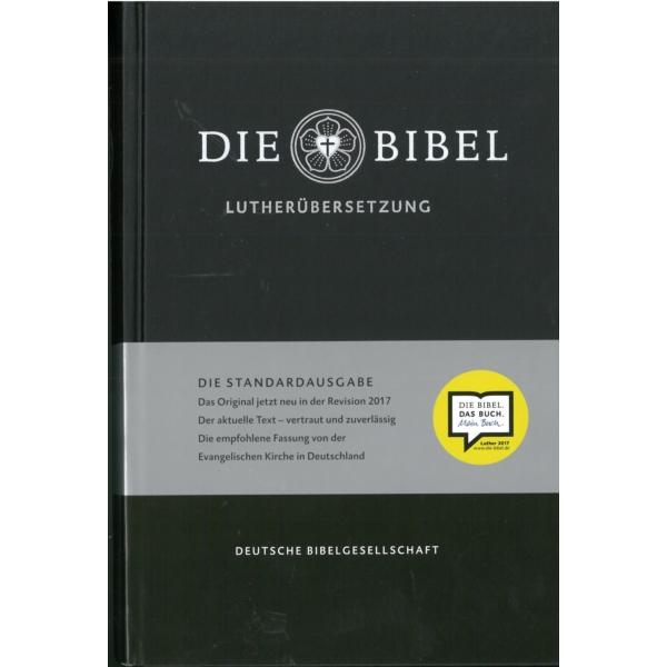 Die Bibel Lutherübersetzung - német nyelvû Biblia
