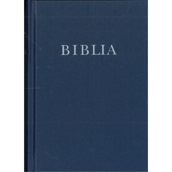 Biblia - revideált újfordítás - vászon kötés - normál méret