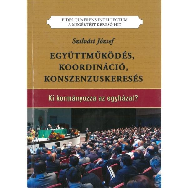 Szilvási József: Együttműködés, koordináció, konszenzuskeresés