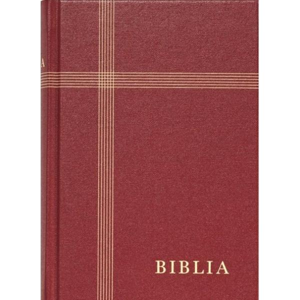 Biblia - revideált újfordítás - vászon kötés - kiscsaládi méret
