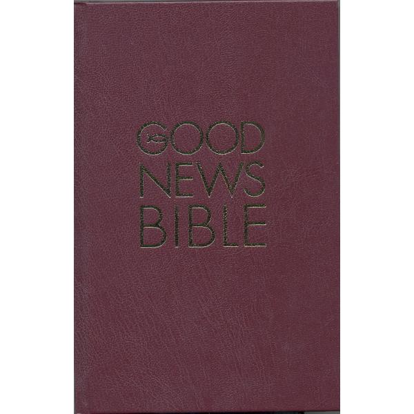Good News Bible - angol nyelvû Biblia - új fordítású