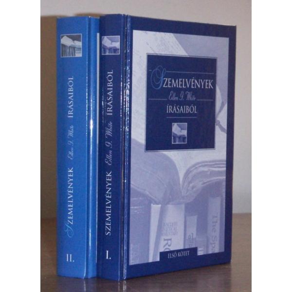 Szemelvények Ellen G. White írásaiból, II. kötet - kemény kötés
