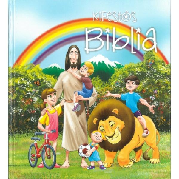 Kifestős Biblia