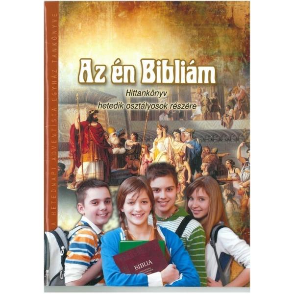 Hittan - Az én Bibliám 7. oszt.