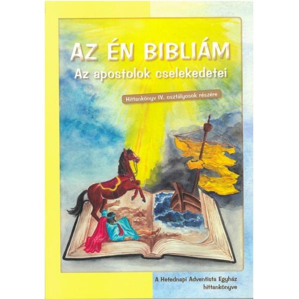 Hittankönyv - Az én Bibliám 4. oszt.