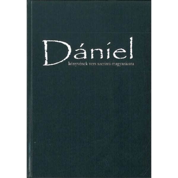 Dániel könyvének vers szerinti magyarázata