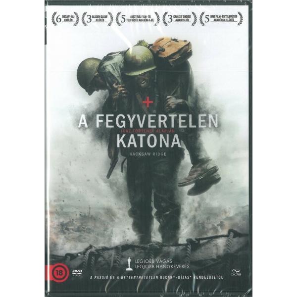 A fegyvertelen katona DVD
