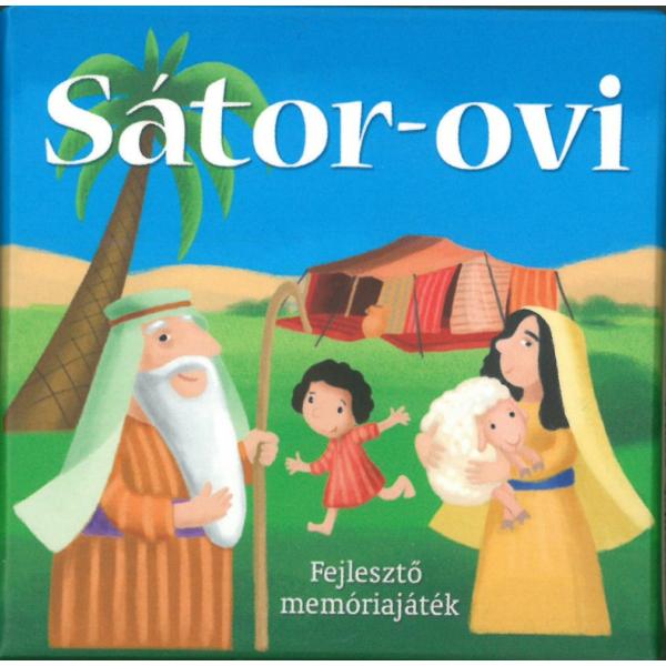 Sátor-ovi - Társasjáték