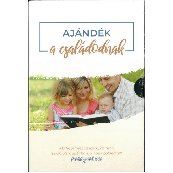 Biblia -  Ajándék családoknak