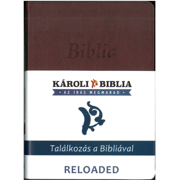Biblia Károli újonnan revideált