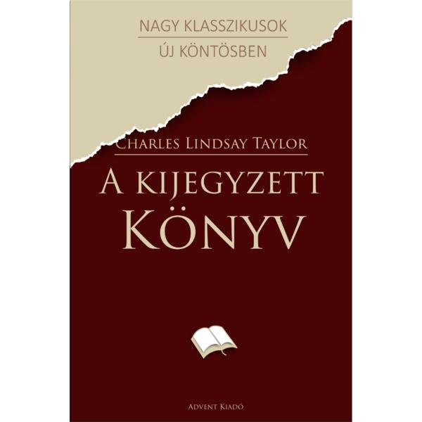 Charles Lindsay Taylor: A kijegyzett Könyv (epub)